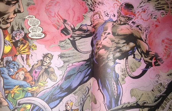 X-Men vol. 2 #97 interior