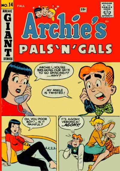 Archie's Pals 'n' Gals #14