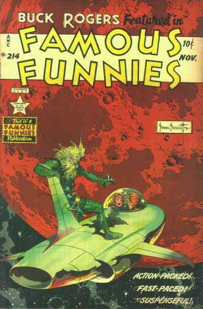 Famous Funnies #214